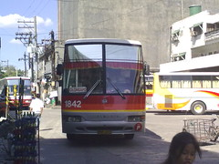 Victory 1842: FACE to FACE (Domestoboto92X) Tags: santa bus philippines rosa victory sr inc ud liner 1842 vli pe6t exfoh