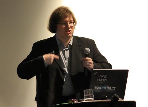 Tomasz Kopacz @ IA Summit Warsaw 2010