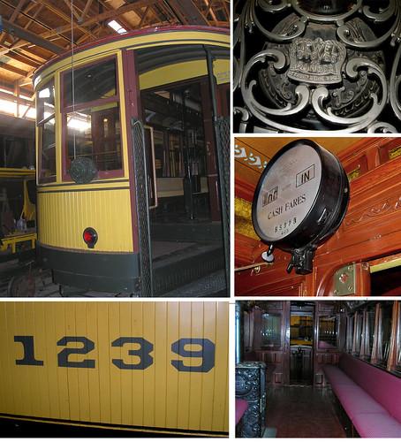 Restoring the 1239 Streetcar