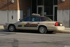 Warrick County, Indiana Sheriff Car (SpeedyJR) Tags: police indiana policecar sheriff emergency emergencyvehicle sheriffcar boonvilleindiana warrickcountyindiana speedyjr