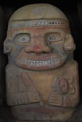 El Purutal, Child Sacrifice (Boring Lovechild) Tags: sculpture archaeology southamerica mystery ancient colombia knife statues tumbas tombs mounds sacrifice sanagustin sudamrica estatura montculo childsacrifice