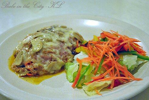 T Cafe - Beef Lasagna_1