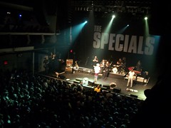 The Specials, Terminal 5, New York