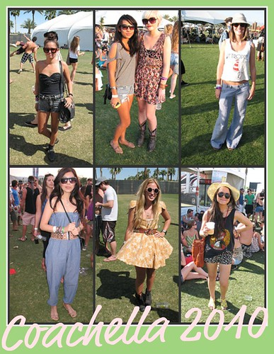 Coachella Fashion 2010