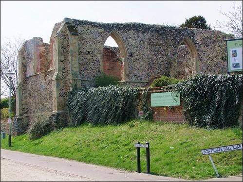 Bowthorpe St Michael