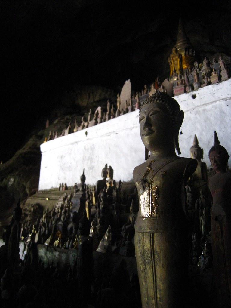 Grottes de Pak Ou