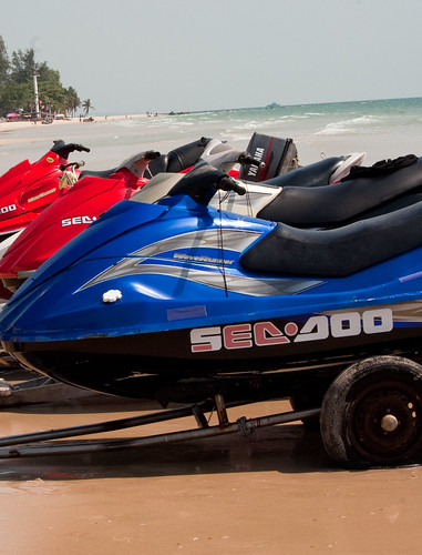 trip sea holiday beach sports thailand sand surf wind engine journey huahin outboard jetskis sandyking laurencemking