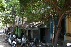 Shri Aurobindu Rd (helloIamAldo) Tags: india pondicherry puducherry
