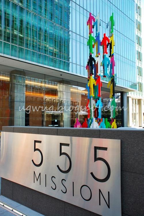 555 Mission Street LEED
