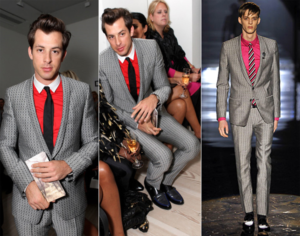 Mark Ronson for Gucci 05