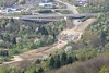 Scheibengipfeltunnel - Baustelle Nord