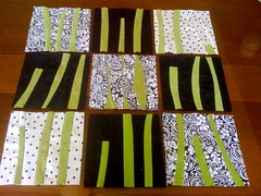 June's 9 Reeds blocks