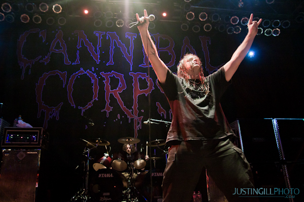 4566733451 c7f77496c6 o Cannibal Corpse At House Of Blues