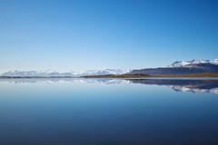 In Djúpivogur (*Jonina*) Tags: blue mountains reflection iceland ísland speglun fjöll djupivogur coth djúpivogur blár specland canoneos500d absolutelystunningscapes coth5