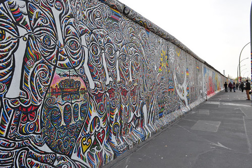 Berlin Wall East Side Gallery
