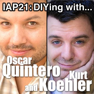 Episode 21: Oscar Quintero & Kurt Koehler