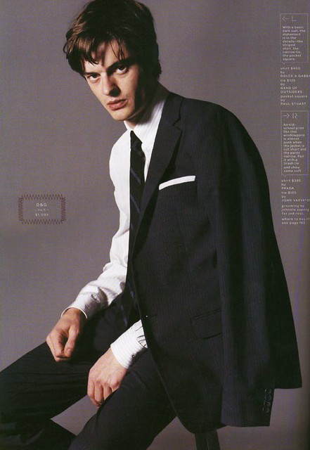 Sam Riley007(band of outsiders.com)