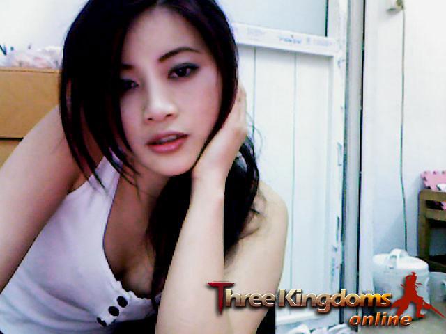 Three Kingdoms Online-girl001 (39) by zhangallan