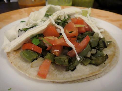 cactus taco