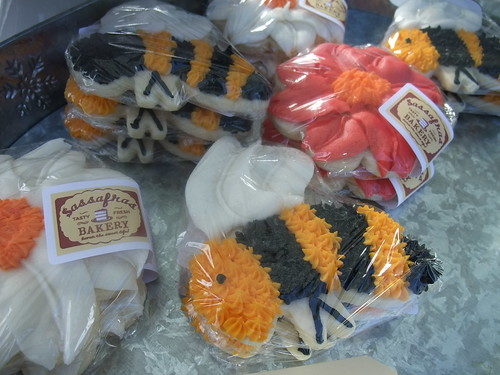 Sugar Cookies from Sassafras Bakery