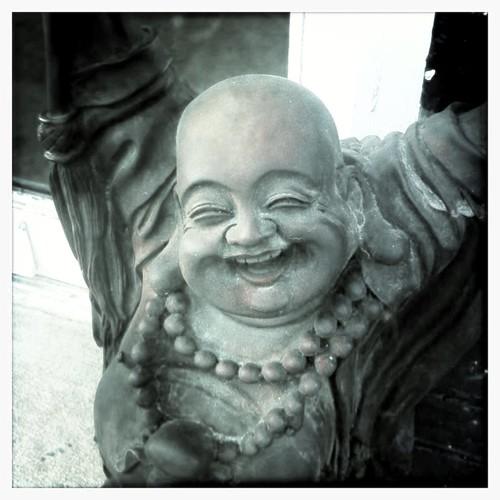 Laughing Budai