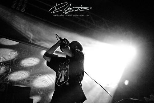 Necro - The Rave 05.14.2010