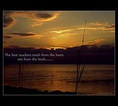 `Happy Teacher's Day... ` (huda mamat) Tags: sunset sun beach nikon quotes malaysia framing teachers sillhouette malacca matahari padangtemu hudamamat