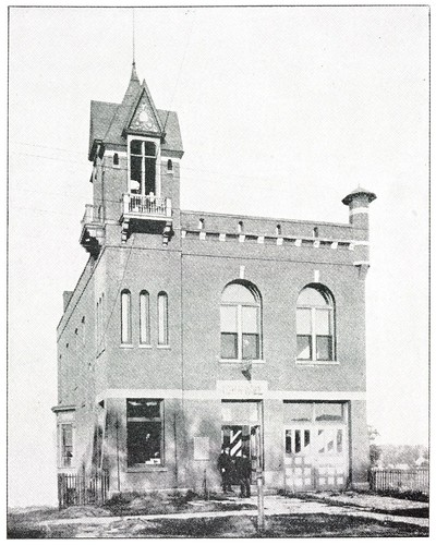 South Brooklyn town hall and engine house