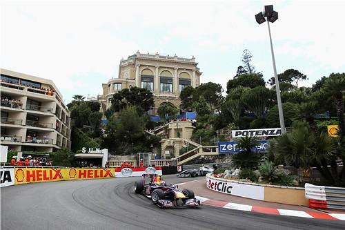 Mark Webber - GP de Mônaco 2010