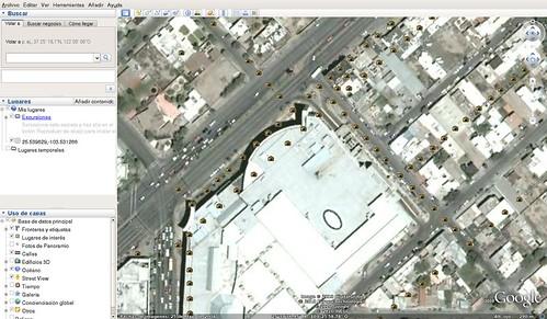 Con Street View funcionando.