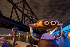Wall-E @ Tempe Town Lake (Leo Chavira) Tags: bridge tempetownlake nikond90 tokina1116