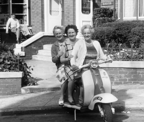 Robertson Sisters, 1960s