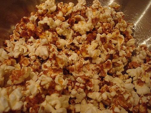Cinamon Popcorn