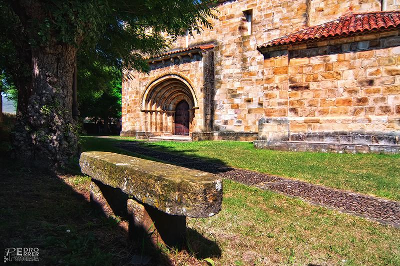 Iglesia de Silió - El cazador de bancos - Bench Hunter part XXV