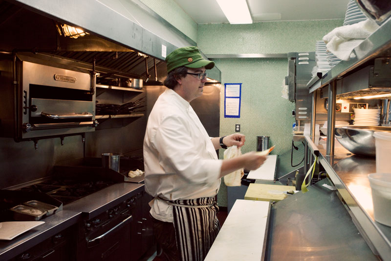 Chef Ulrich Sterling of Agua Dulce
