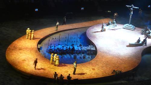 opera 'carmen' at O2