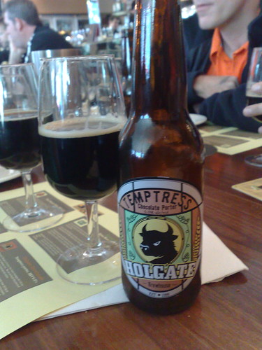 Holgate Temptress chocolate porter