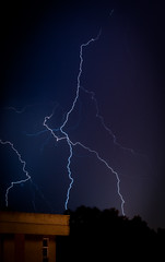 lightning (Alex Carbune) Tags: alex nikon romania lightning nikkor far f28 constanta cet d90 fulger 2475mm carbune abator