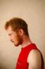 Le profil du lion I (Mr-Pan) Tags: red selfportrait animal rouge lion redhead roux profil rouquin mrpan