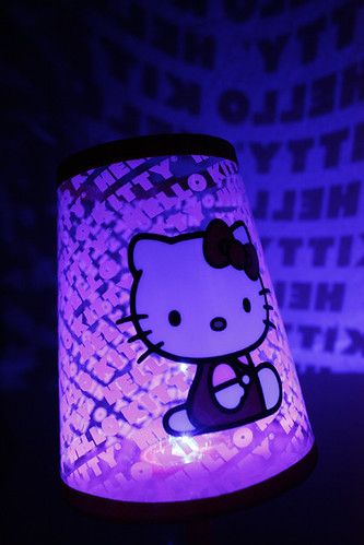 lil Hello Kitty night light