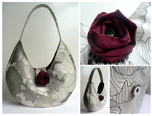 A girlie bag for a girl called Jane
