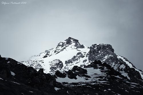 Col du Mont Cenis - Moncenisio: cima