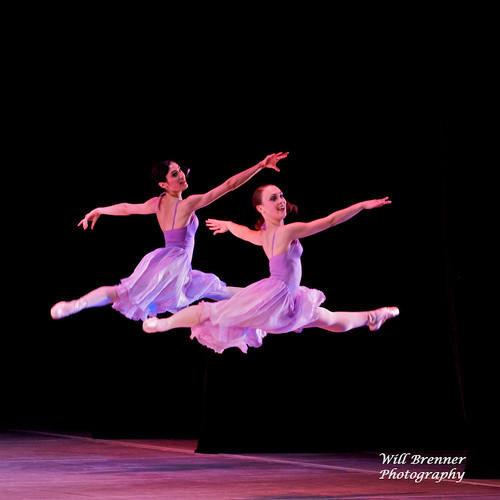 CCM Ballet Dancers in Jumps