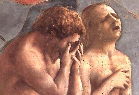 Adao e Eva - Masaccio