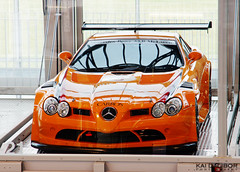 SLR 722 GT (www.kaidalibor.de) Tags: auto orange slr art car race photography stuttgart sony fast mc bblingen kai stunning 16 105 500 gt alpha rare sal laren 2010 sindelfingen extrem meilenwerk schnell renn 722 wahnsinn dalibor selten kaxdx