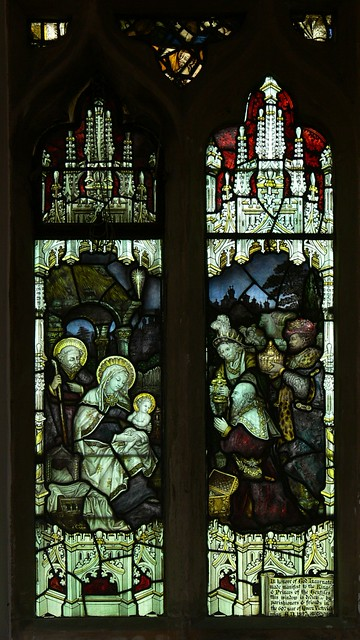 Adoration of the Magi - Twycross