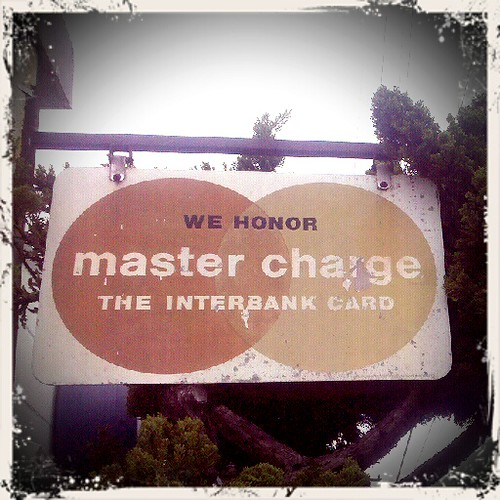 MasterCharge (The Interbank Card)