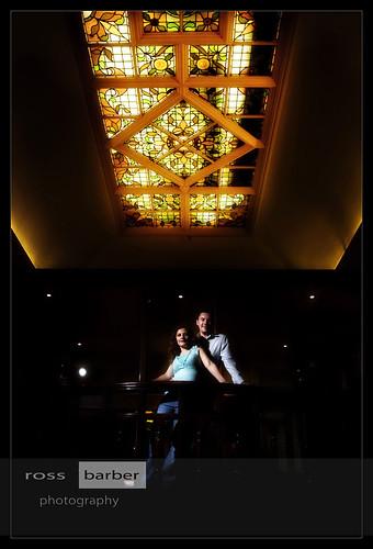wedding photos in Sherbrooke Castle