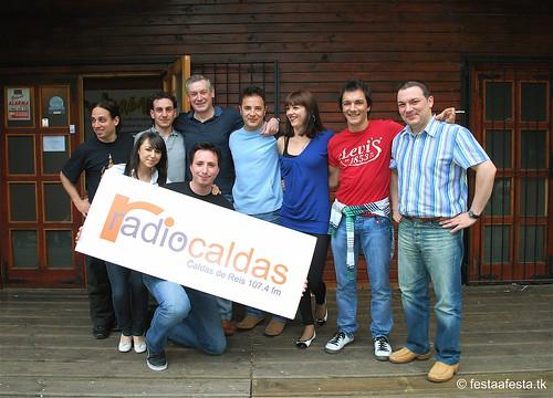 Grupo La Oca - 2010 - 001 - Radio Caldas