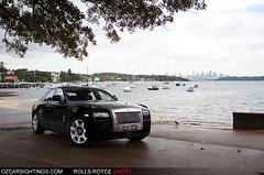 Rolls-Royce Ghost (Jan Glovac Photography) Tags: car ghost sydney rollsroyce v12